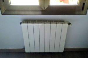 Calefacció i ACS Radiadors