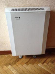 Calefacció Acumulador